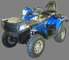 Overfenders Polaris Touring