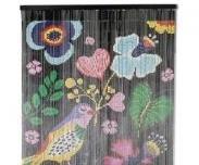 Curtain Birds Bamboo