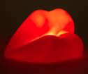 LIPS night lamp