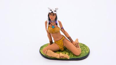 Tinfigure Indian