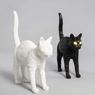 Jobby The Cat Lamp Seletti