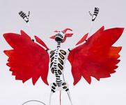Sceleton  Flying Devil Calevera