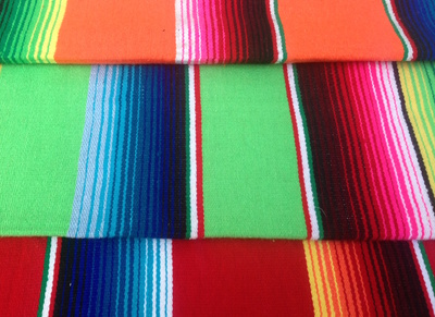 Blanket Mexican Sarape