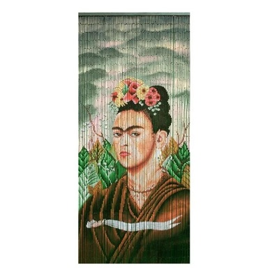 Curtain Frida Kahlo Bamboo