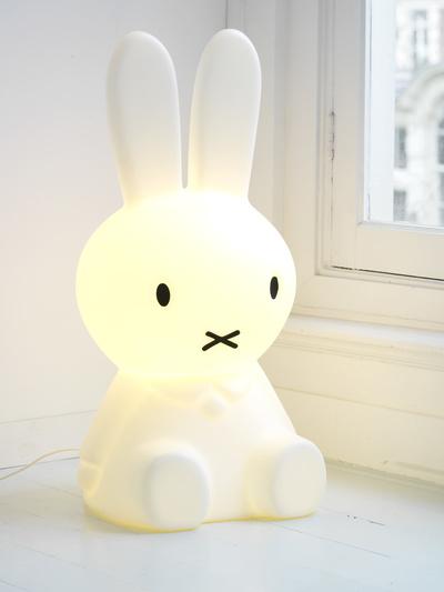 Lamp Miffy