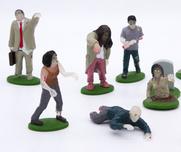 Figurines Zombie Glow