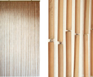 Curtain Naturally Bamboo