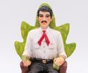 Malverde Figurine