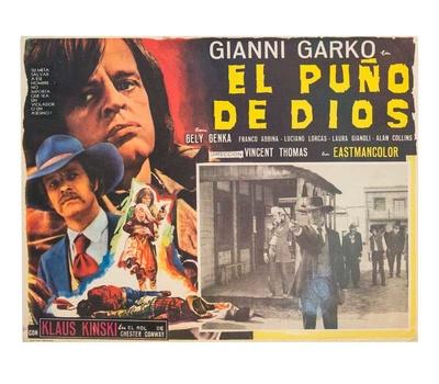 Poster Film Mexico Vintage