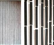 Curtain Black Bamboo