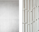 Curtain White Bamboo