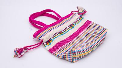 Bag Pink Mexico 30x20