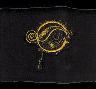 Opeth - Logo Wristband Gold