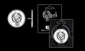 Opeth - 'O' Logo Pin Badge