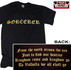 Sorcerer - Valhalla XXL
