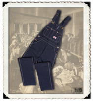 Classic Blues Bib Overall