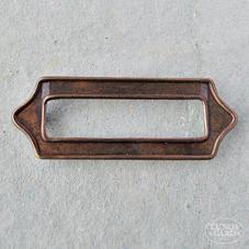 Label holder 5 brass