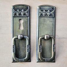 Brass handle no. 6