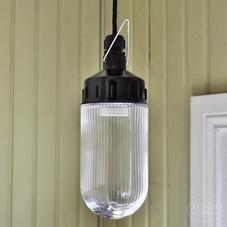 "Pendant lamp ""Pressed glass"""
