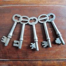 Gamla Björkboda nycklar