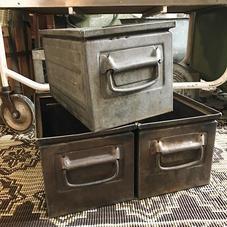 Old metal box 2