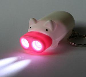 фонарик за 1 цент