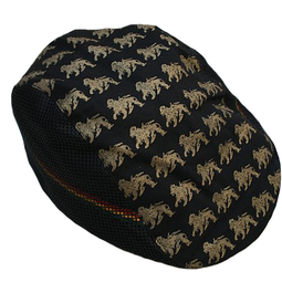 Dubwise Lion Net Black