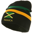 Rasta Jamaica Embroidered