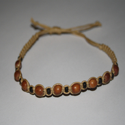Bracelet Brown Wood