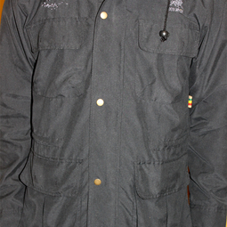 Dubwise Black  Jacket