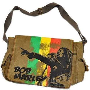 Bob Marley Messenger Bag Live