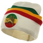 Rasta White Lion