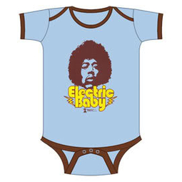 Jimi Hendrix Creeper Electric Baby