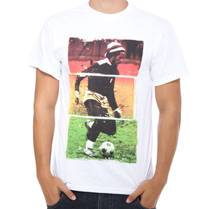 Bob Marley Soccer Tri Color