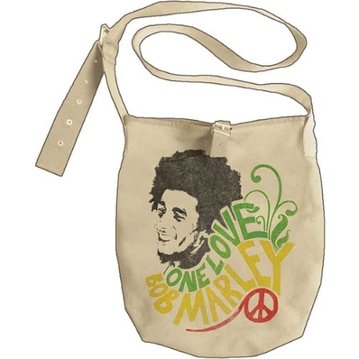 Bob Marley One Love Shoulder Bag