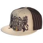 Bob Marley Crest Cap