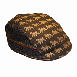 Dubwise Lion Net Brown