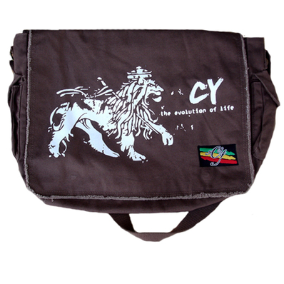 Cooyah Army Brown Messenger Bag