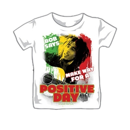 Bob Marley Make Way Infant Tee