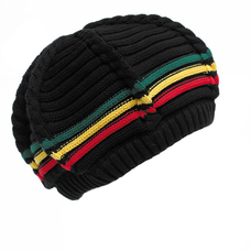 Rasta black Stripe