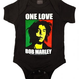 Bob Marley Creeper One Love