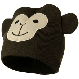 Cute Animal Beanie Monkey