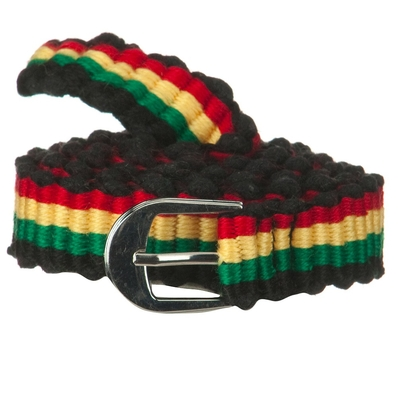 Rasta Cotton Belt-Red Green Yellow