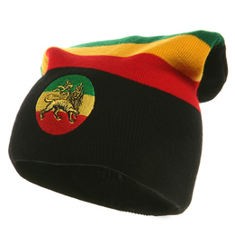 Rasta Embroidered Long