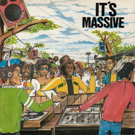 Massive Dread ‎– It's Massive