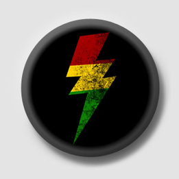 Pin - Rasta Power