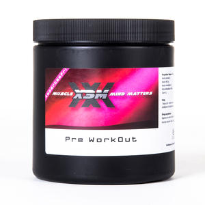 X3M Pre workout
