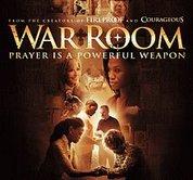 WAR ROOM - om bönens makt - DVD
