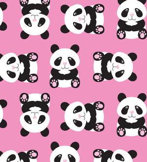 TYG Panda Rosa
