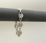 Bracelet, silver